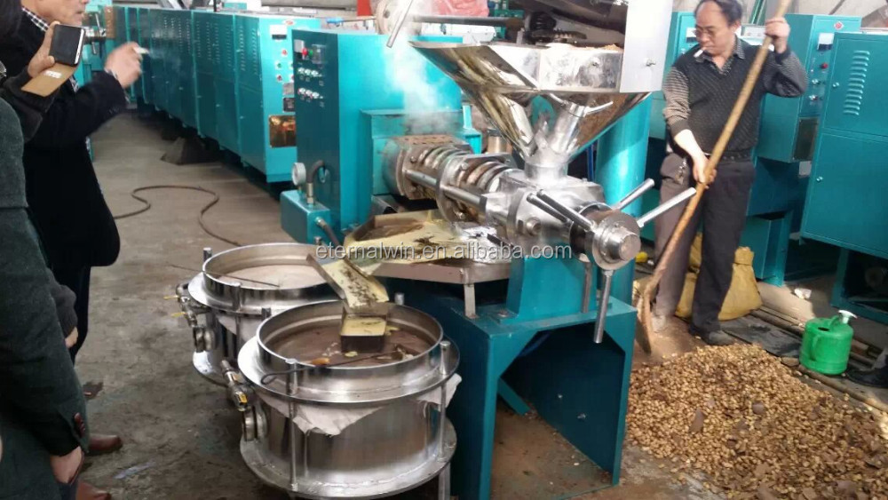 Oil Mill Machinery Prices Automatic Mustard Oil Machine