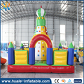 Giant inflatable rock climbing wall with mattress for adult/climbing wall for sale/climbing bouncer