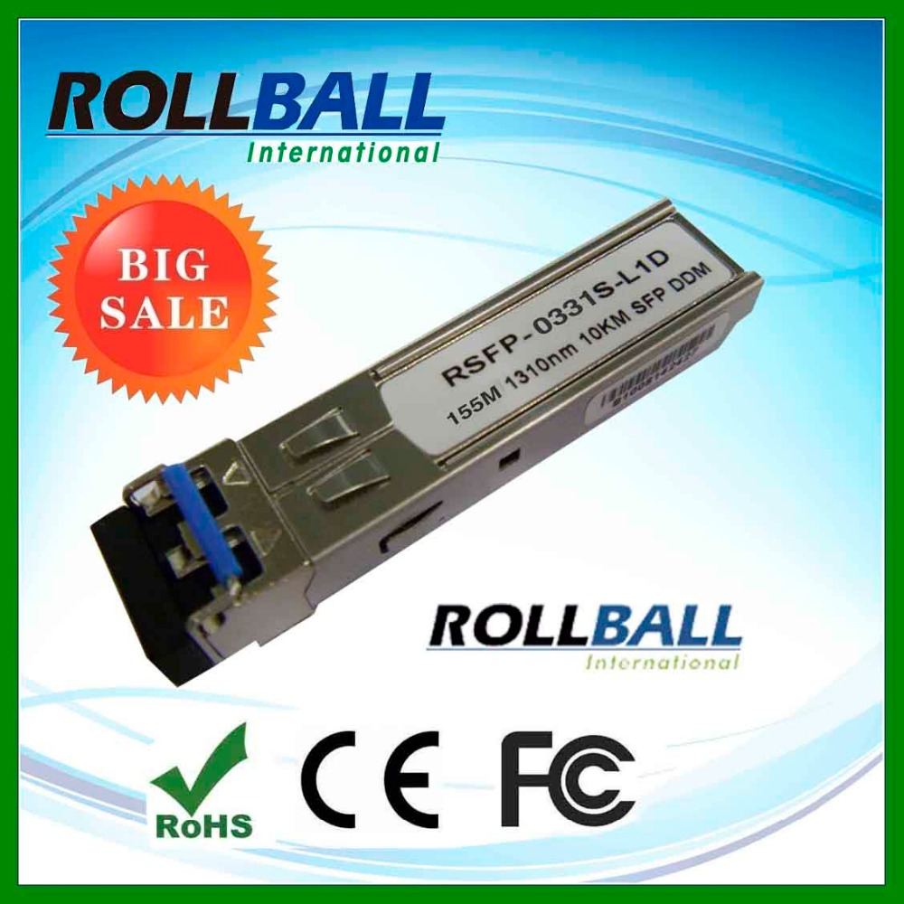 OEM service Cisco compatible FE 100base LX SFP GLC-FE-100LX 1310nm 10km 100base lx sfp