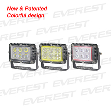 China factory 18W offroad vehicle lights car tuning light, 18W LED driving light 18watt led worklights