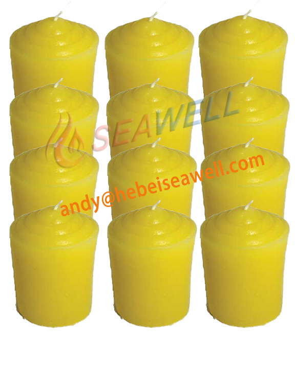 China Candles factory direct sell Spiritual votive light candles