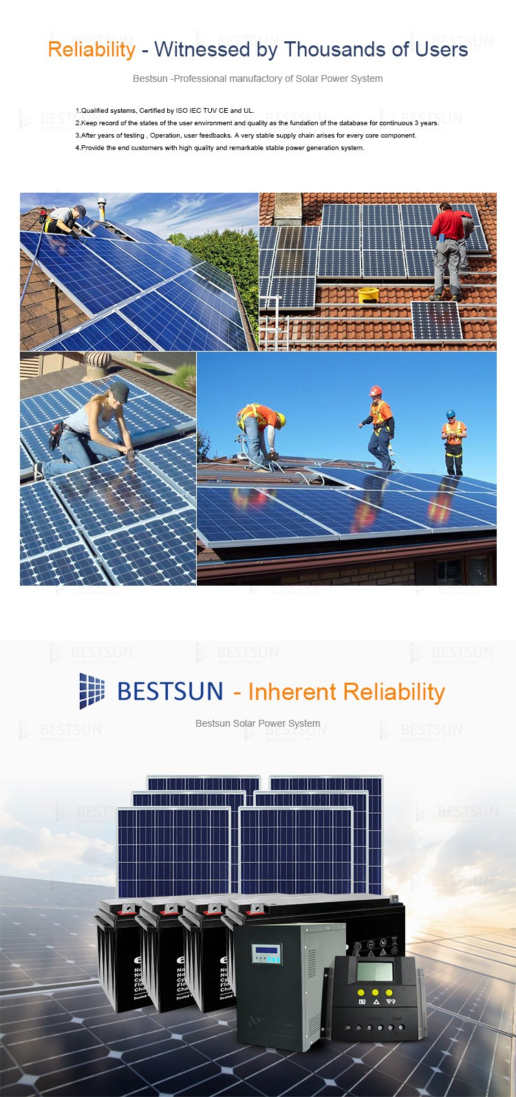 or residential solar system price for home use 2kw home solar power