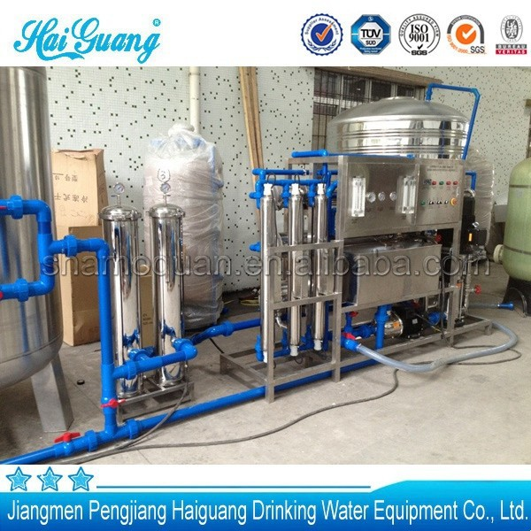 Top quality factory sale water factory for sale