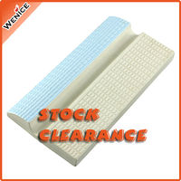 stock swimming pool blue border tile for sale