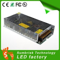 CE approved 12V 15A switch power supply 200w