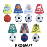 Hot new product sport style football shape night light football bedside lamp