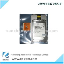New arrival! 350964-B22 351126-001 300G 10K SCSI new hard disk drive three years warranty