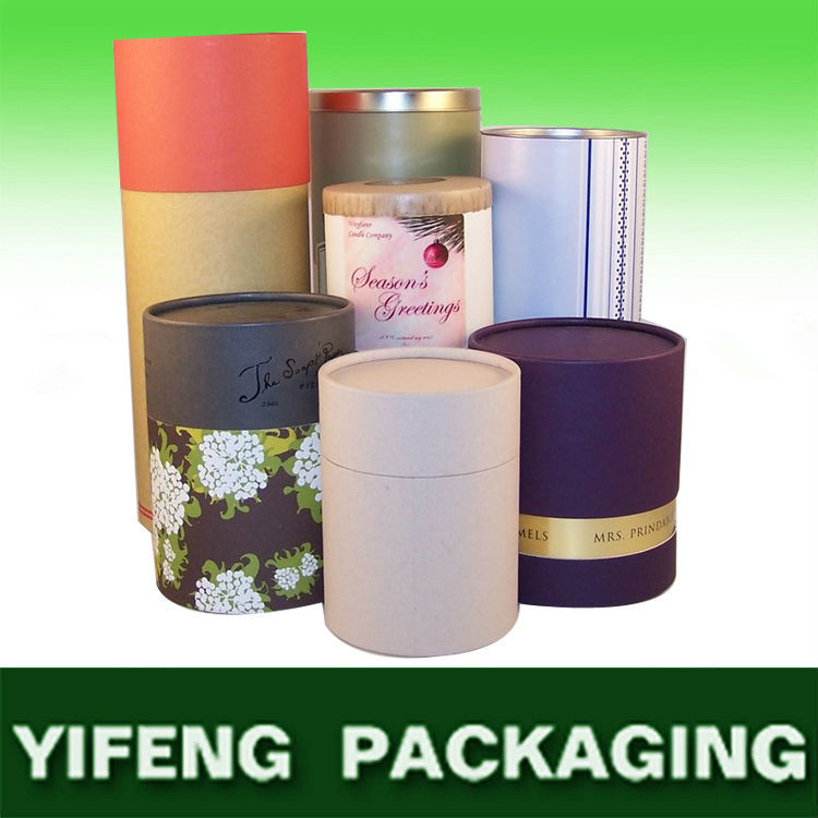 tin lid cover and bottom paper printing ape tube/box