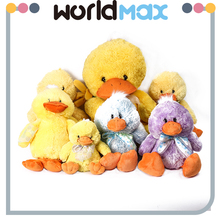Promotion Cute Present Small Yellow Chicken Oem Plush Toys for Children