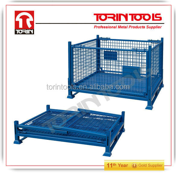 Supply Fashion Design Warehouse Transport Used Rolling Cage Cart