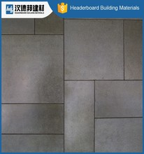 Latest product fine quality house outside fiber cement boards in many style