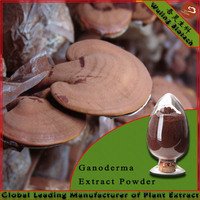 Ganoderma lucidum Extract Powder/Reishi Mushroom Extract Polysaccharide &Triterpene