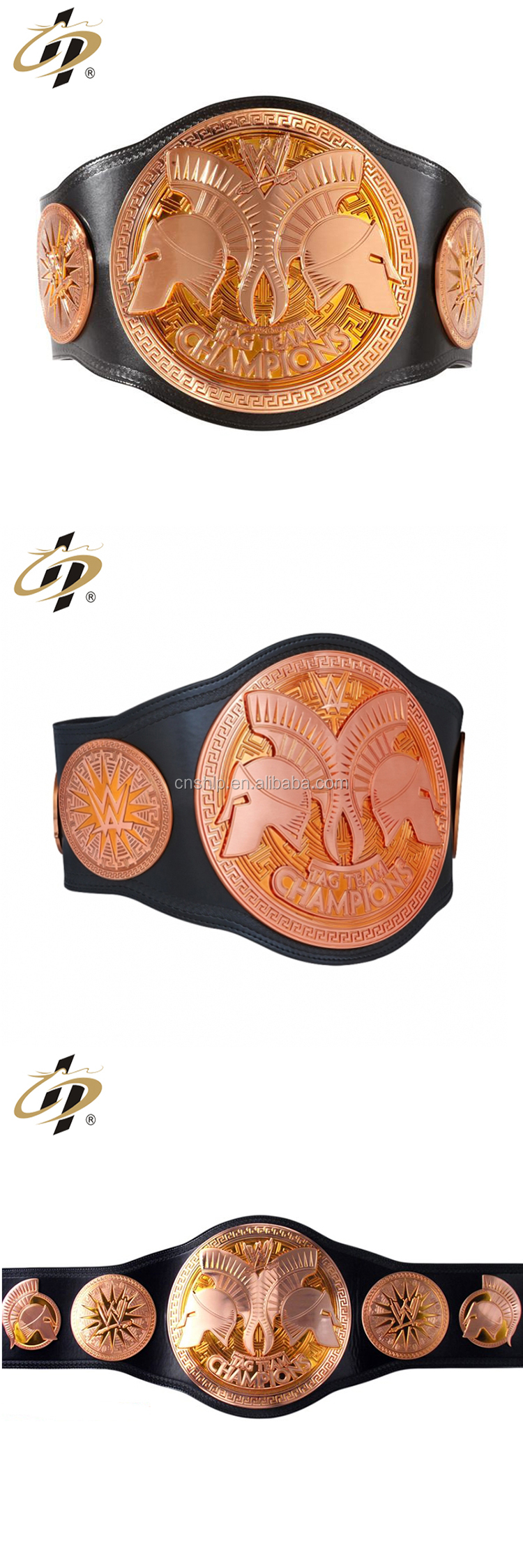 Promotional custom your own high quality championship metal belt