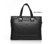Great factory supplier top fashion office men leather shoulder bag