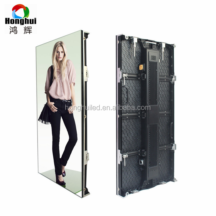 HD Full Color P4.81 Advertising Rental LED outdoor stage Display