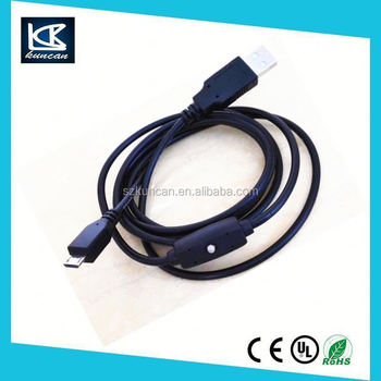 2015 new products in china Standard USB 2.0 Male To Mini-b Data Cable For MP3 MP4