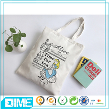 Customized Top Quality Cotton Tote Bag Shopping Canvas Tote Bag