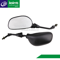 Motorcycle Side Mirror Rearview Mirror Motorbike Mirror for Bajaj Discover 125