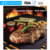 Heat resistant non-stick fire retardant miracle BBQ grill mat