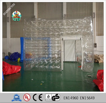 transparent inflatable PVC tent party for sale