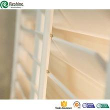 Wooden plantation shutter furniture