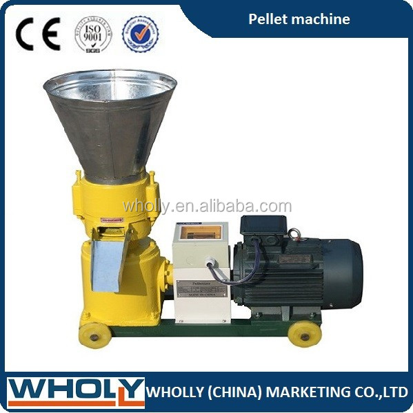 animal feed pellet press machine mill / sawdust pellet press for sale