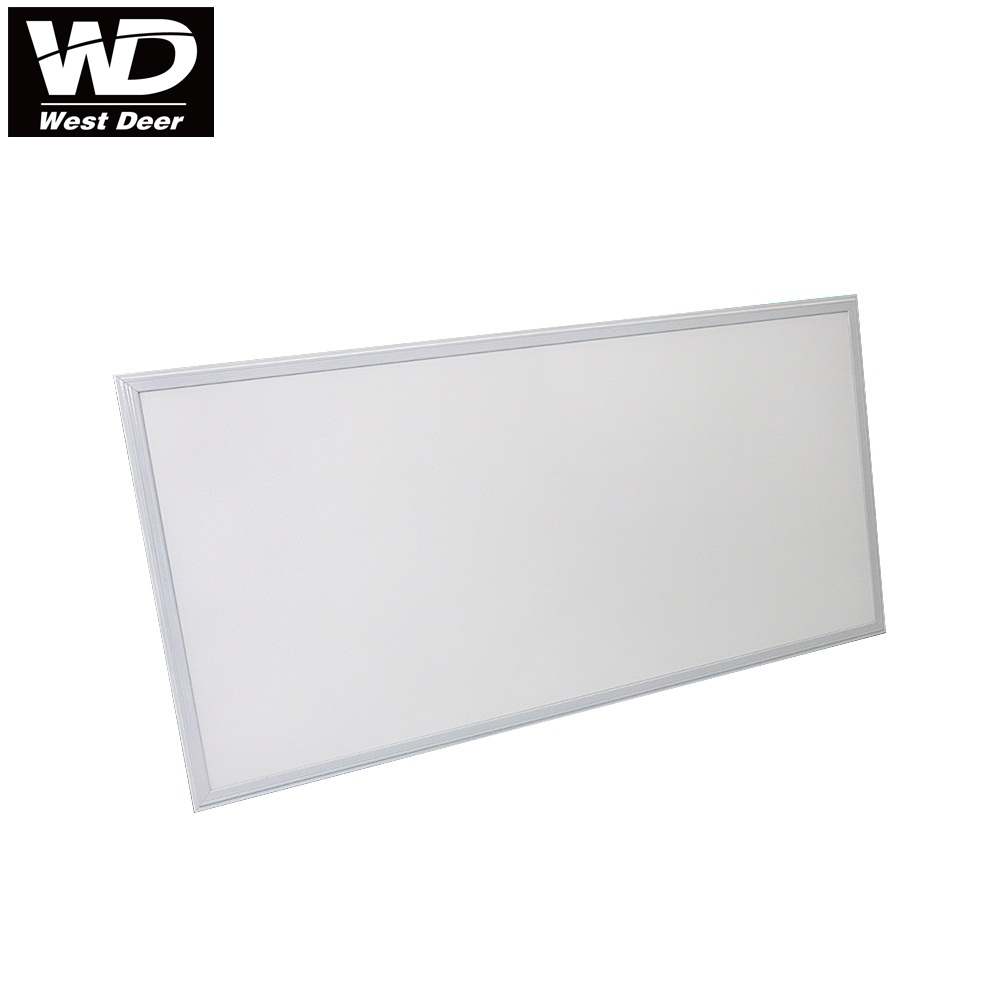 40/75 W Cool White LED Ceiling Panel <strong>Flat</strong> Downlight1200 x 600 panel light with DLC UL