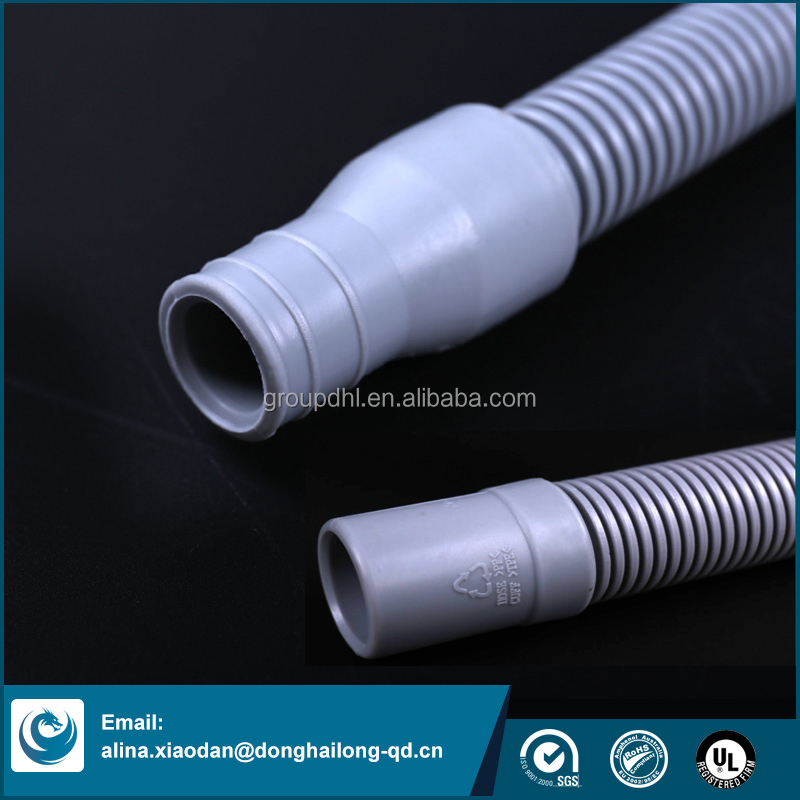 RoHS Quality Drainge Water Plastic Flexible Corrugated Pipe