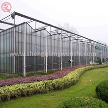 Large manufacturer agricultural greenhouse for various planting grow