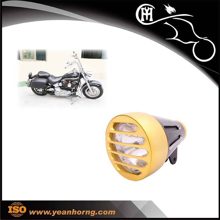 YH522 4x4 hid headlight double headlight for harley motorcycle led lighting