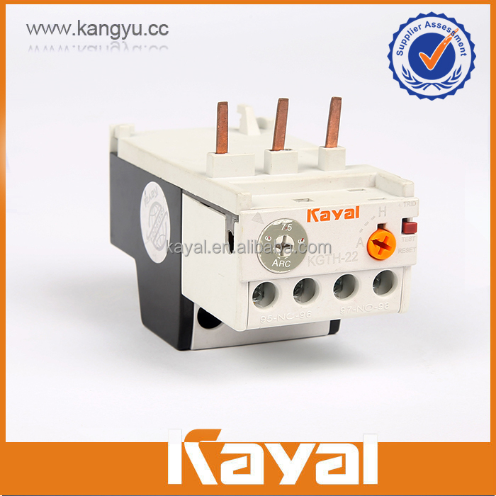 GTH-40 Auto/Manual protective digital motor protection relay