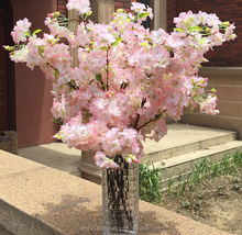 Light Pink Artificial Cherry Blossom branches for sale