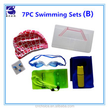 holiday swimming sets swim goggles sets