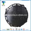 EN124 B125 D400 600mm Square Cast