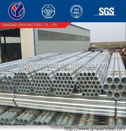 Low carbon hot dip Galvanized Steel Pipe/tube