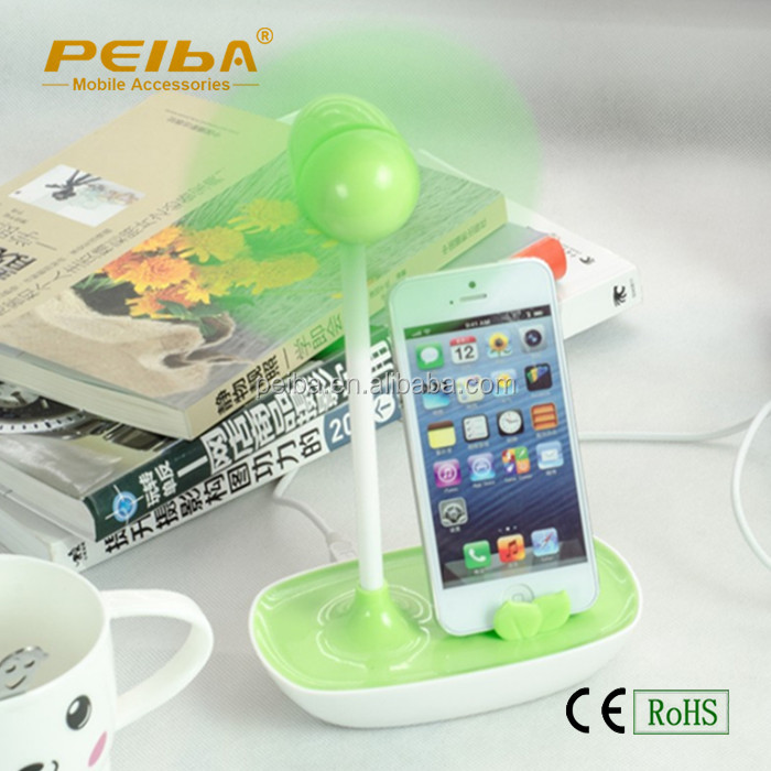 Portable Rechargeable Standing Fan Fast Speed Mini Electric Fan with Battery Operated Foldable Hand Bar
