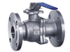 8 inch manual trunnion mounted ball valve