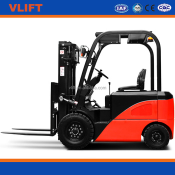 1.5 Ton Electric Forklift Trucks With High Quality And Low Price