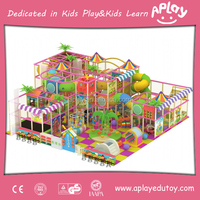 Kids Indoor Playground Slide Indoor Used Soft Play Toys