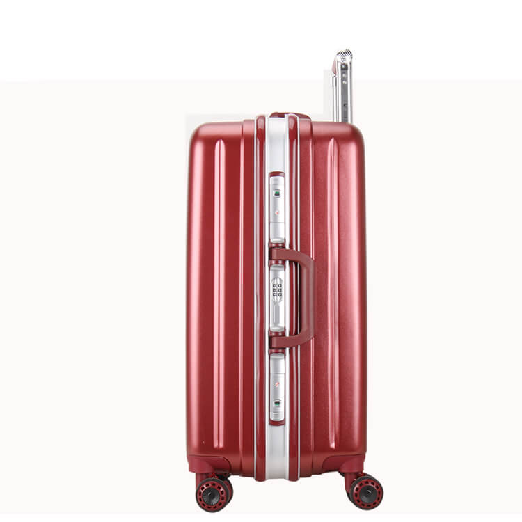 abs pc spinner trolley travel suitcase luggage