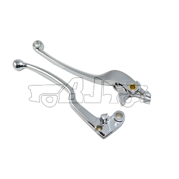 BJ-LS241-006 Alloy brake lever motorcycle clutch levers for Yamaha FZ1 FZS1000 2001-2005