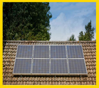Hot sale & High performance 250W SinoSola Polycrystalline Solar Panel made by 156*156mm cells