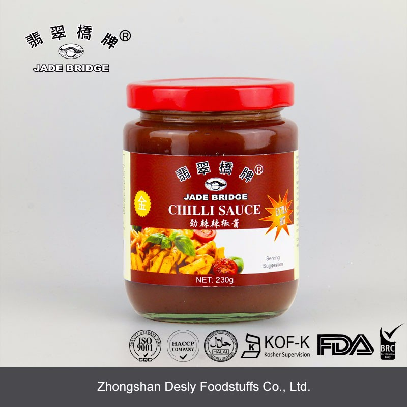 230g extra hot Chilli Sauce