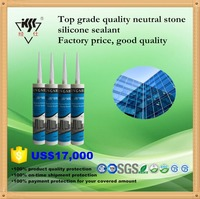 High grade good performance universal marble building silicone sealant