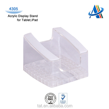 Acrylic display stand for Tablets/ iPad / dummy display stand for tablet pc