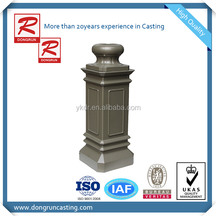 All export products Sand cast aluminum buy direct from china manufacturer