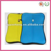 2013 cute neoprene laptop case with zipper (factory)