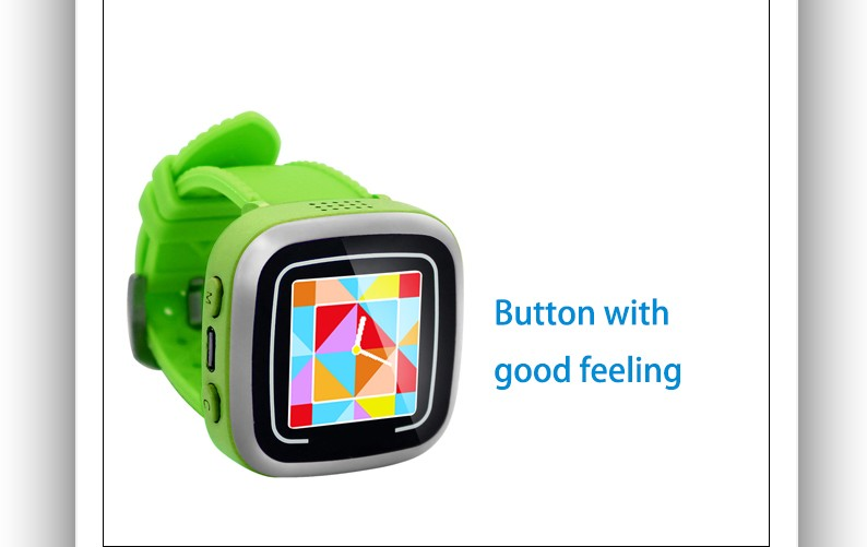 2016 latest New Style Touch Screen LED Digital custom silicone kids smart watch