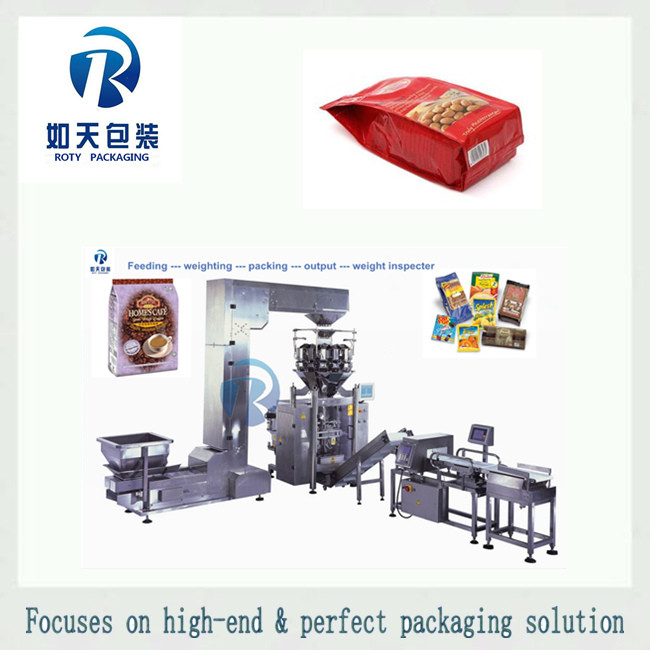 whole life warranty sugar candy lollipops packing machine