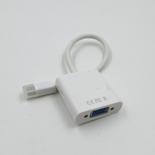 high speed mini displayport DP thunderbolt male to vga female adapter cable